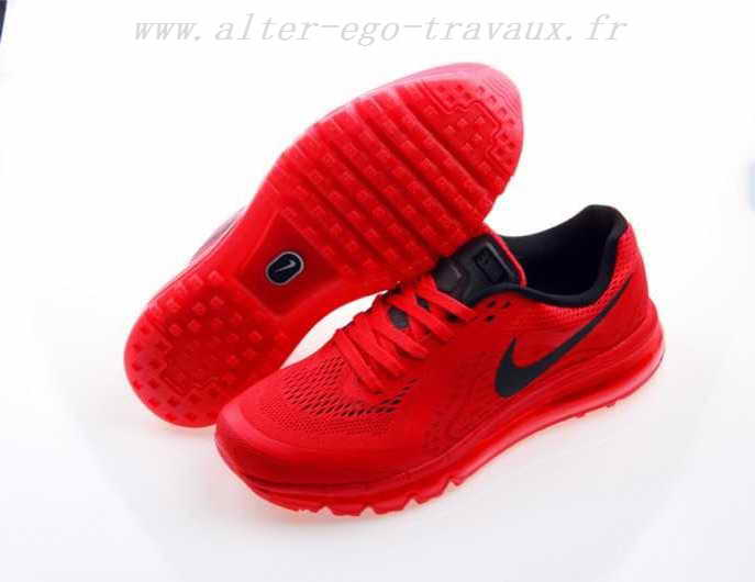 nike homme rouge chaussure